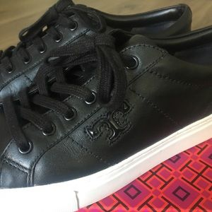 Tory Borch chase lace-up Sneakers